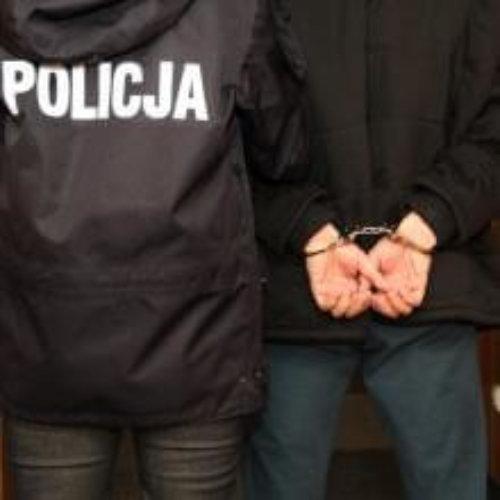 Kraków. Sprawca napadu na bank zatrzymany