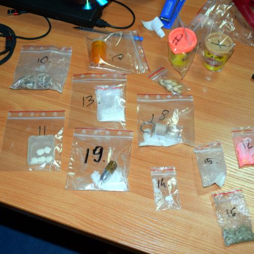 Areszt za znaczną ilość narkotyków